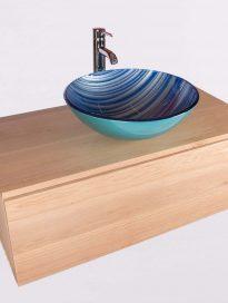 waskom blue stripes
