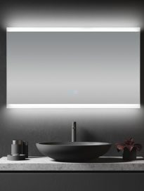 LED Spiegel Virgo 120 inclusief verwarming