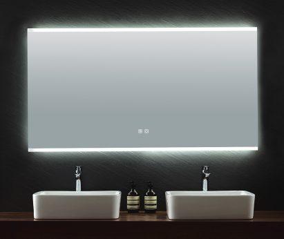 LED Spiegel Virgo 140 inclusief verwarming