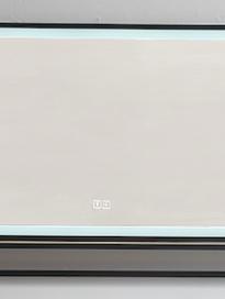 LED RVS Spiegel 120cm